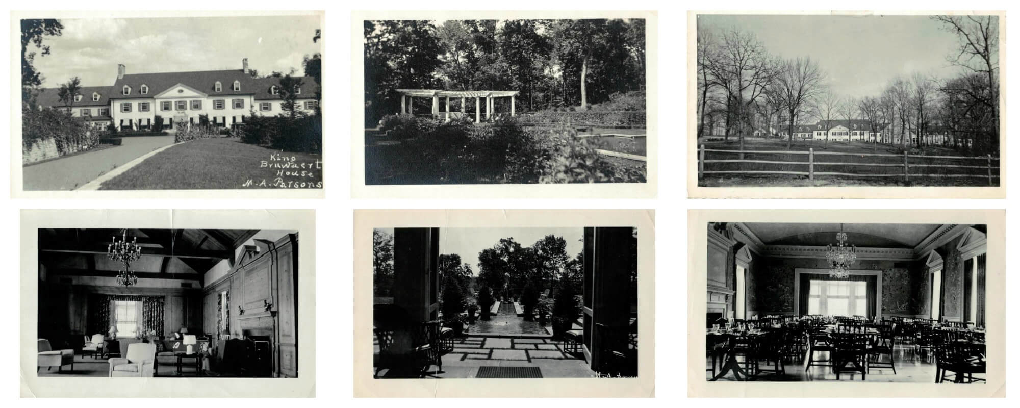 historical images of King-Bruwaert House