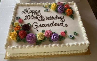 Lillian LaPalio Turns 100 and Continues A Full and Active Lifestyle